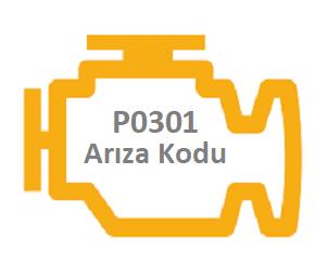 P0301 arıza kodu