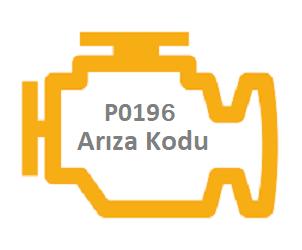 P0196 Motor Arıza Kodu